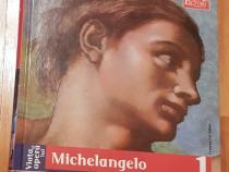 Viata si opera lui Michelangelo Pictori de geniu Nr. 1