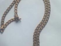 Lant inox placat aur