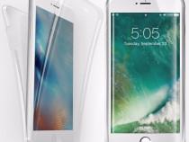 Iphone 7 7 Plus Husa Ultra Silm 360 Fata Spate din Silicon