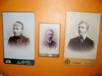 3 Kabinet foto Radauti-Cernauti-Radautz-Czernowitz anii 1900