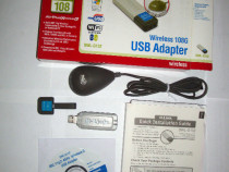 Retea wireless USB D-link DWL-G132