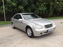 Mercedes Benz C 200 Kompressor GPL