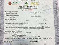 Cursuri EFESC - ECC Drujbisti cu recunoastere Europeana