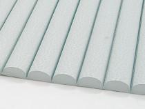 Carpeta/Protectie tip acordeon, mica, groasa/rol/gri 704