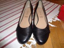 Pantofi negri piele nr.40