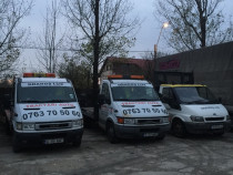 Tractari auto,platforma auto,utilaje,toata tara 24/24