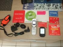 Pachet 2 telefoane LG KG 220 si Vodafone 541