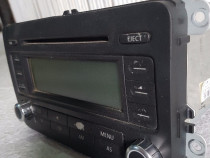 Player RCD 300 mp3 VW Jetta 2006 1.9 TDI BXE