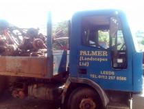 Dezmembrez Camion Iveco 7,5 T Basculabil