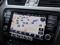 Harta navigatie Golf 7, Passat B8, Octavia 3 - Romania 2019