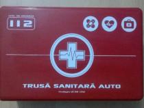 Trusa medicala auto