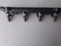 Rampa completa cu injectoare Skoda Fabia1.4-16 valve an 2004