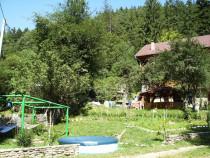 Pensiune în spatele mănăstirii Bistrita 7 km de Piatra-Neamț