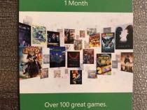 Xbox Game Pass 1luna/3luni pentru consola Xbox One (S, X)
