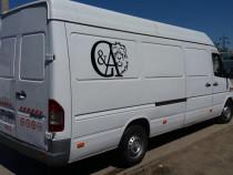 Firma de mutari si transport mobila sau marfa
