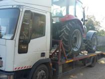 Transport auto tractore si utilaje agricole non stop