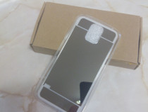 Husa silicon tip oglinda pentru telefon Samsung Galaxy S5