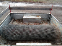 Plasa de gard zincata 20x20