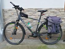 Bicicleta cube cross 2017