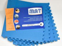 Covor puzzle mare - 1,6 mp pt copii sau camere reci - Nou