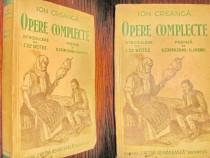 Creanga-Opere Complete 1942 stare foarte buna.