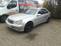 Mercedes c270 avantgarde