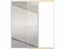 Folie Sticla Huawei P10 Gold Fullcover Tempered Glass Ecran