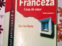 Limba franceză, clasa a XI-a, 128 pagini, format mare,