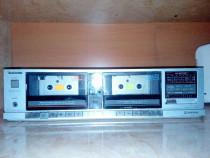Casetofon Technics, dublu deck