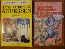 Povesti Andersen + Poznase intamplari cu un greier albastru