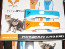 Masina tuns animale caini pisici Pet Hair Clipper cu acumula