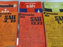 Lot 85 reviste: revista română de șah/ anii 1965- 1974