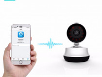 Camera IP Wireless / WIFI IR supraveghere rotativa Pan/Tilt