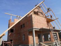Executam acoperisuri de orice tip case ,blocuri etc