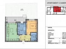 Apartament 2 camere nou gradina proprie Brancoveanu