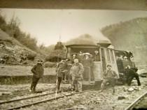 I-Locomotiva Tren cu personal aferent si personaje vedere
