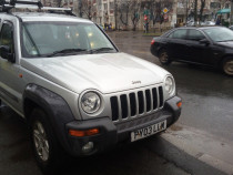 Jeep cherokee sport 2.5 crd, 2003, chip tunning + 40 c.p.