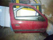 Usa dreapta renault Clio 2, completa, bandou,oglinda manuala