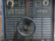 Invertor de sudura 220/380 V, CEM-SV260, produs in Italia