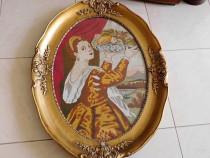 Goblen Tablou mare Tiziana Vecellio