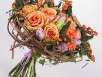 Aranjamente florale, botez, nunti, buchet mireasa