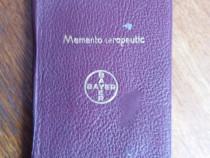 Agenda medicala vintage BAYER / R5P4S