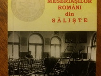 Reuniunea meseriasilor romani din Saliste - Vasile Crisan