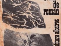 Schițe de roman