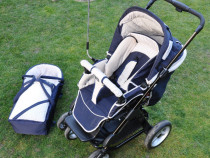 Carucior 2 in 1, abc design spiele max, 0-36 luni + umbrela
