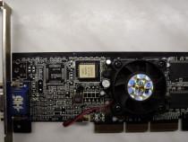 Placa Video AGP GeForce2 MX-400 64 Mb