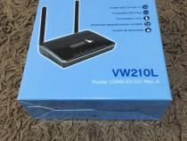 Router wireless 3g vertx vw 210l