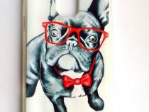 Husa protectie Samsung Galaxy Note 4, carcasa spate telefon,