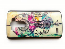 Husa protectie LG G3, carcasa spate telefon, model desen