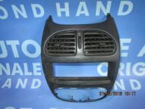 Consola bord Peugeot 206 ; 9643007477
